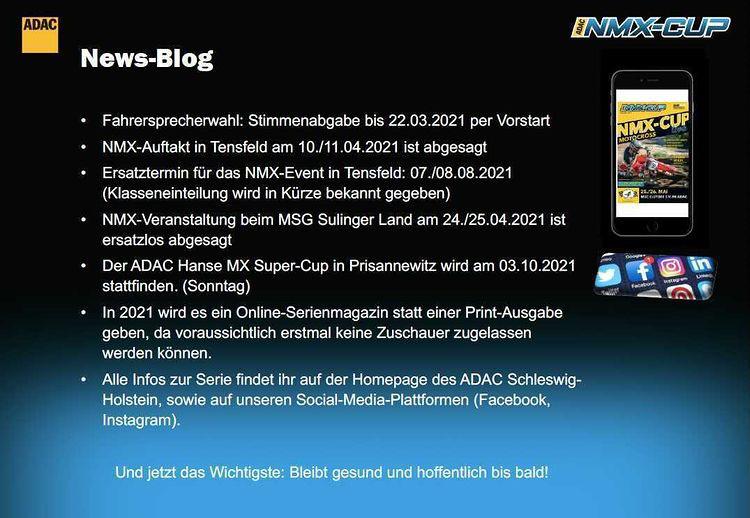 NMX News